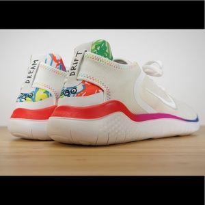 4b23e1384942f Nike Shoes - Mens NIKE x FLABJACKS FREE RN 2018 T-SHIRT WHITE